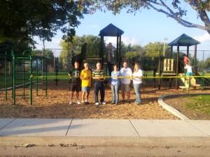 Wescott Park Playground